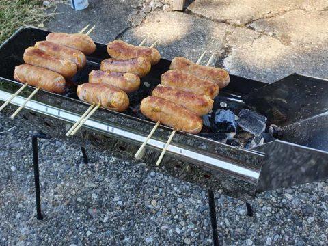 Arbuzzo arrosticini barbecue