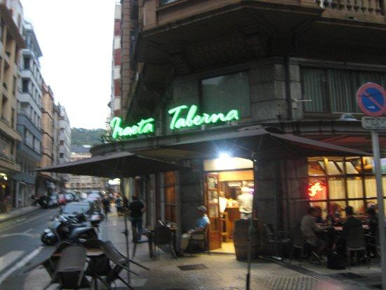 Bar Iraeta, San Sebastian