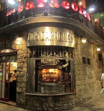 Restaurant Los Caracoles in Barcelona